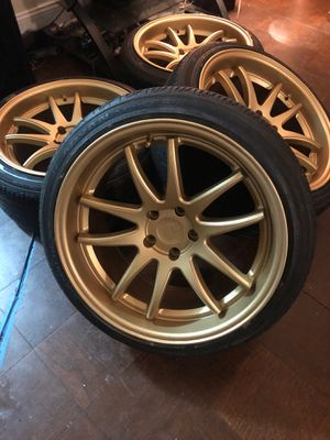 Rims for sale!!! for Sale in Aspen Hill, MD
