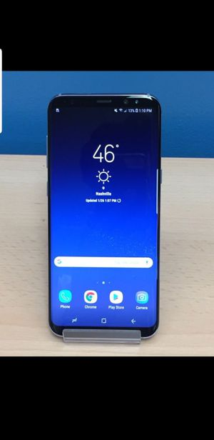 SAMSUNG GALAXY S8+ 64GB UNLOCKED for Sale in Brentwood, TN