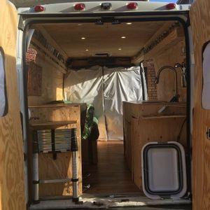 Ram ProMaster 1500 Camper Conversion Van for Sale in Newark, NJ