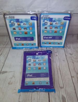 3 New iPad Cases , price for all .. for Sale in Frederick, MD