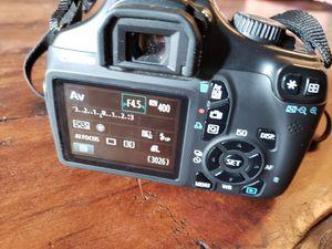 Digital Canon Rebel, bag, tripod, lens for Sale in Surprise, AZ
