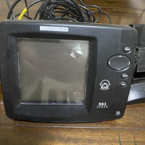Humminbird 561 Fish Finder for Sale in Bakersfield, CA