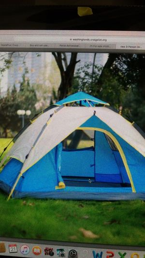 New 3 person tent for Sale in Aspen Hill, MD