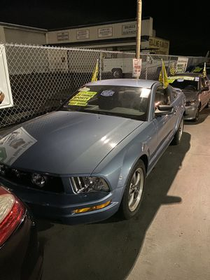 Blue Ford Mustang 🎉🎊 for Sale in Chula Vista, CA