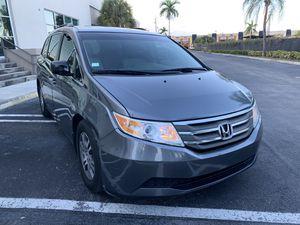 2011 Honda Odyssey EX-L for Sale in Miami, FL