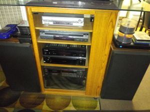 Pioneer stereo system w/o cabinet for Sale in Fresno, CA