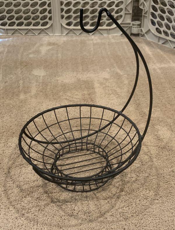 Fruit Basket w/ Banana Hook