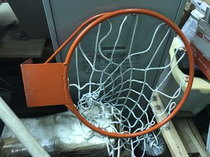 Heavy duty basketball hoop for Sale in Downers Grove, IL