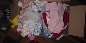 Winter and spring baby girl clothes for Sale in Ellenwood, GA