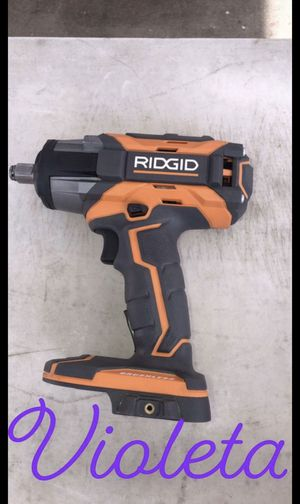 Ridgid impact wrench for Sale in Compton, CA