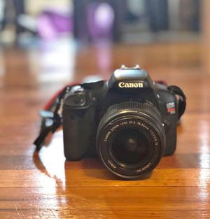 Canon EOS Rebel T2i for Sale in Austin, TX