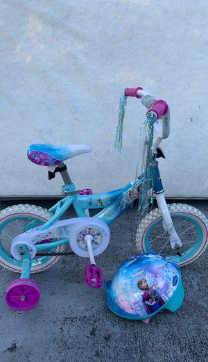 Disney frozen kids bike. for Sale in Miami, FL
