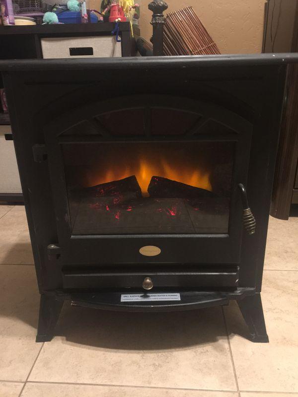 Charmglow electric Fireplace Heater