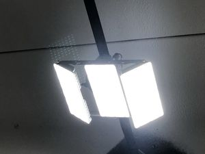 10 SETS – 300 WATTS EA/50,000 LUMENS EACH – LED LIGHTS FOR WORKSHOPS - NEGOTIABLE PRICE - 1500$ for Sale in Miami, FL