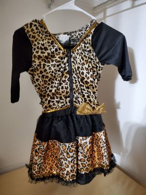 Girl Leopard costume small for Sale in Temecula, CA