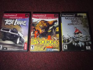 Ps2 games for Sale in Kennewick, WA