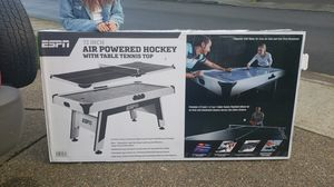 72 inch air hockey table for Sale in Vancouver, WA