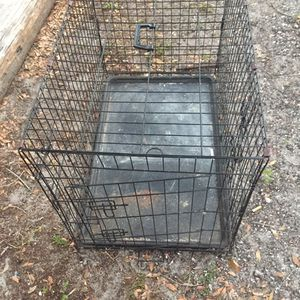 Dog Cage Bed Frame for Sale in Thonotosassa, FL