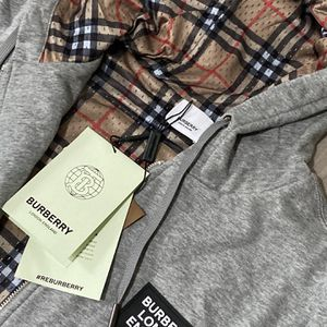 Men's Burberry Zip up Hoodie for Sale in San Diego, CA