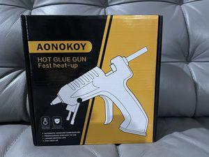 Hot Glue Gun - Fast Dry w/ Glue Sticks - Brand New for Sale in Alhambra, CA