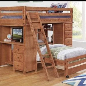 BUNK BED TWIN for Sale in Bolingbrook, IL