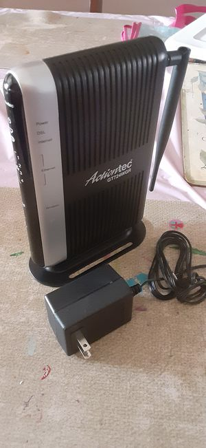 Action tec modem for Sale in Bakersfield, CA