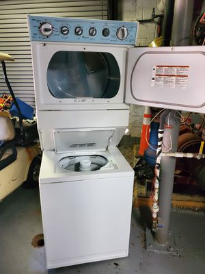 Whirlpool stackable, washer and dryer for Sale in Alexandria, VA