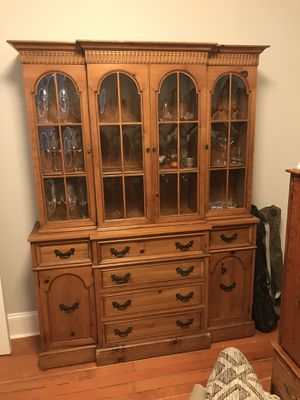 Beautiful Antique Hutch for Sale in Portland, OR