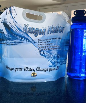 2 gallons of Kangen water free ! for Sale in Sylmar, CA
