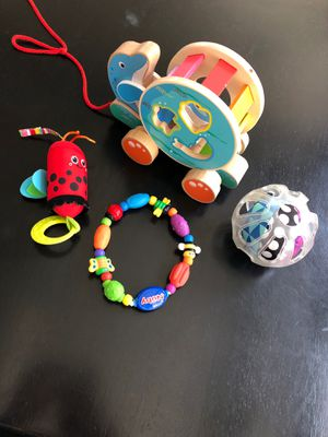 Baby Toy Bundle for Sale in Los Angeles, CA