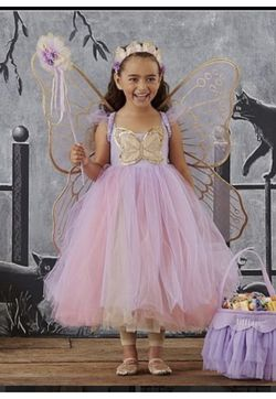 Pottery Barn Butterfly Costume Size 3 for Sale in Los Angeles,  CA