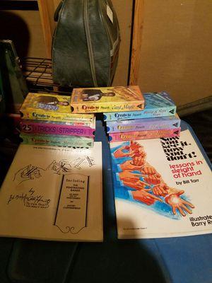 Magic videos and books for Sale in Saint Joseph, MO