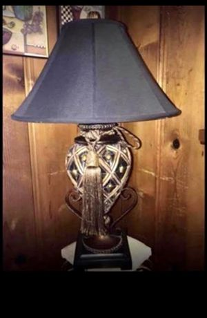 Home Decor Lamp Table Measure 36' for Sale in Fort Worth, TX