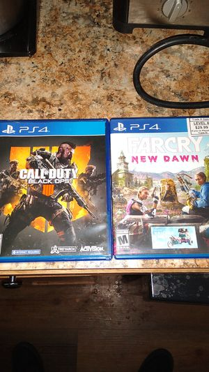 PS4 Games for Sale in Spokane, WA