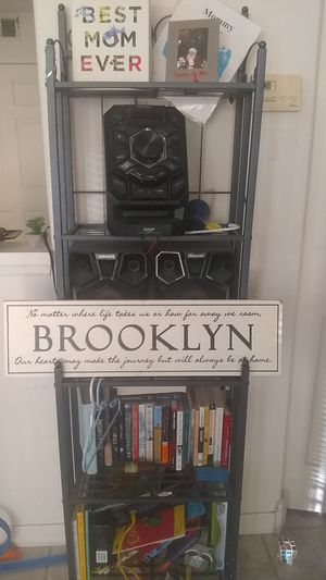 Bakers Rack/Shelving Unit for Sale in Queens, NY