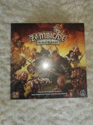 Zombiecide Black Plague Board Game for Sale in Riverside, CA