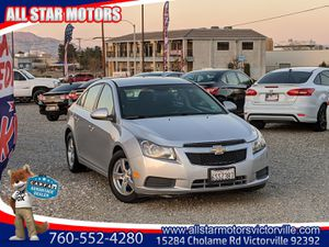 2012 Chevy Cruze for Sale in Victorville, CA