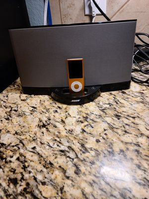 Bose Sound Dock series ii for Sale in Niederwald, TX