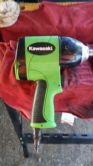 """Kawasaki 1/2"""" Impact gun/wrench runs great for Sale in Marysville, WA"""