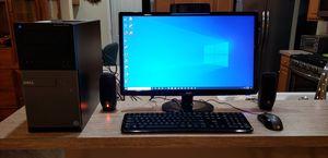 """Dell Optiplex 3010 - Core i5 - 24"""" Screen - 2TB HD – 8GB of Ram - WiFi - Office 365 for Sale in Chesapeake, VA"""