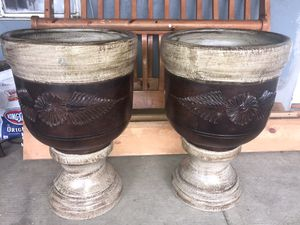 Maceta/ Flower pot for Sale in Visalia, CA