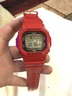 Red G-Shock for Sale for sale  Queens, NY