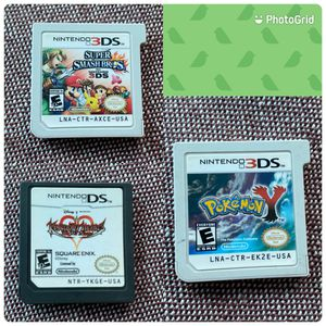 Nintendo Ds/3ds games for Sale in South Gate, CA