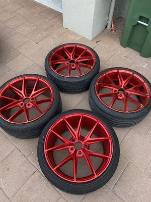 """Rims 20"""" 5x120 bolt pattern wheels for Sale in Hialeah, FL"""