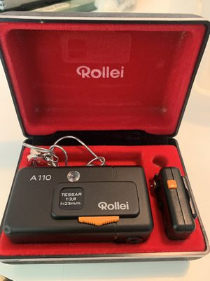 Rollie subminiature film camera for Sale in Silver Spring, MD