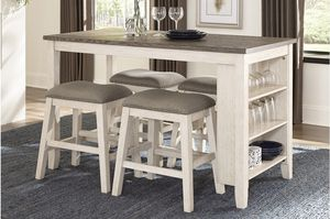DINING TABLE WITH 4 CHAIRS for Sale in San Ramon, CA