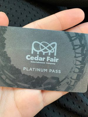 2 cedar point 2019 tickets for Sale in Brunswick, OH