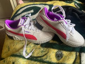 2 Pairs of Woman's Puma's size 7 &10 for Sale in Avondale, AZ