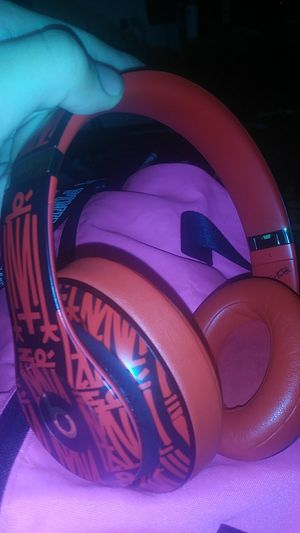 Beats by Dr. Dre - Beats Studio³ DJ Khaled Custom Edition Wireless Noise Canceling Headphones - DJ Khaled Custom Edition for Sale in Fort Worth, TX