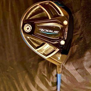 Callaway Golf Rogue 3 Wood for Sale in Seattle, WA